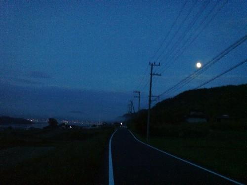 三浜峠から大丹生