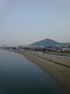 名草山探検